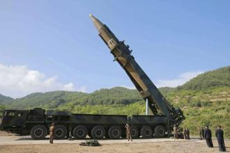 North Korea knows that giving up its nuclear weapons without safeguards would be tantamount to suicide. Photo: AP