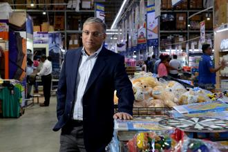 Arvind Mediratta, managing director and chief executive officer of Metro Cash and Carry India.  Photo: Hemant Mishra/Mint