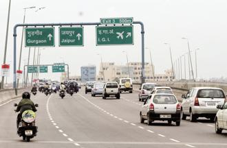 The National Highways Authority of India, or NHAI, has shortlisted 11 highway stretches—seven in Andhra Pradesh and four in Gujarat—for the auction. Photo: Ramesh Pathania/Mint