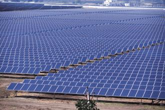 Solar modules account for nearly 60% of a solar power project's total cost. Photo: Pradeep Gaur/Mint