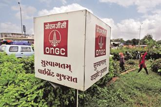 ONGC, which has a capex plan of Rs30,000 crore in 2017-18, will spend Rs8,100 crore for the acquisition of GSPC's Deen Dayal gas block in KG Basin. Photo: Reuters
