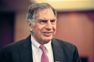 Ratan Tata had in 2013 said Tata group would be interested in buying  a stake in Air India if the government were to privatise the airline. Photo: Pradeep Gaur/Mint