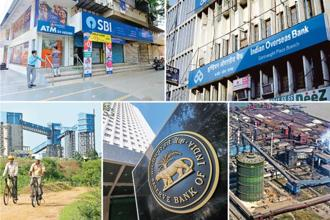 What's on test is the Indian banking system's ability to arrive at a successful resolution of bad loans, as opposed to liquidation of defaulters.