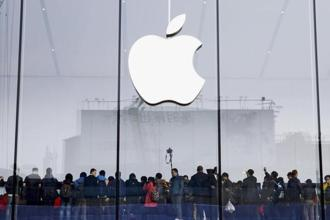 The most important numbers for Apple are sales results 14 months in advance. Photo: Reuters