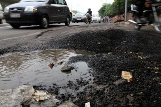 The road ministry has requested that all states remove unauthorized speed-breakers from national highways. Photo: HT