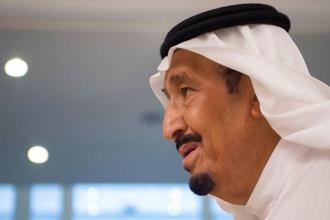 "King Salman issued a warrant for ""the immediate arrest ... And imprisonment"" of Prince Saud. Photo: AP"