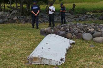 Three fragments from the MH370 plane, which disappeared on 8 March 2014 with 239 people on board, have been recovered so far. Photo: Reuters