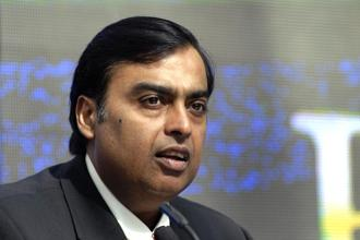 Mukesh Ambani said Reliance Jio is targeting to expand its wireless network to cover 99% of the country's population in the next 12 months. Photo: Abhijit Bhatlekar/Mint