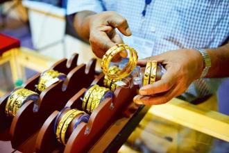 Gold imports stood at $4.90 billion in April-June 2016-17, according to the data of the commerce ministry. Photo: Mint