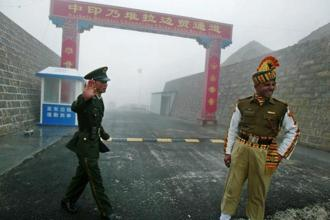 The standoff began over the construction of a road by China in Doklam area and India fears the road could be used to cut New Delhi's links with its northeastern states. Photo: AFP