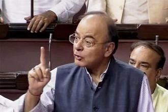 Series of actions are being taken against shell firms, says corporate affairs minister Arun Jaitley. Photo: PTI