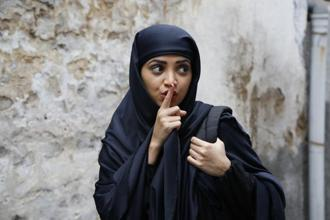 A still from the film 'Lipstick Under My Burkha'.