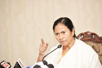 "Union minister Ananth Kumar  blamed Mamata Banerjee for the unrest in Darjeeling, saying her attitude and handling of the issue had ""set the quiet hills on fire"". Photo: Indranil Bhoumik/Mint"