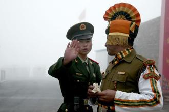A weeks-long confrontation on the shared border between China, India and Bhutan has lasted longer than usual, and neither side looks ready to back off.  Photo: AFP