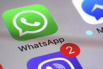The Supreme Court agreed with the need for a stronger data protection regime in the case of private players such as WhatsApp. Photo: AP