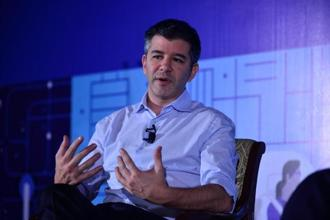 Uber founder Travis Kalanick. Photo: Pradeep Gaur/Mint