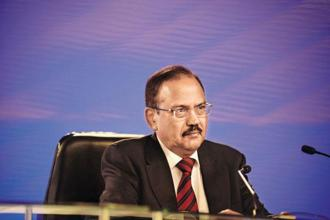 National security adviser Ajit Doval's China visit will be the fourth by an Indian government representative since the start of the Dokalam standoff. Photo: Pradeep Gaur/Mint