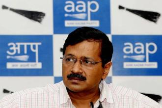 Earlier this month, chief minister Arvind Kejriwal had said the Delhi government would put all relevant information online to ensure transparency in its functioning. Photo: PTI