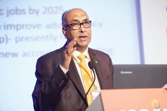 S.S. Mundra is completes his three-year term as RBI deputy governor in July-end. Photo: Abhijit Bhatlekar/Mint
