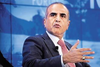 Bharti Airtel chairman Sunil Mittal. Reliance Jio wants Trai to scrap interconnect user charges (IUC) for call connections and start the bill and keep model, but incumbents Airtel, Vodafone and Idea want IUC hiked. Photo: Bloomberg