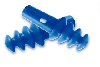Earplanes buds are made of hypoallergenic silicone and come with a ceramic.