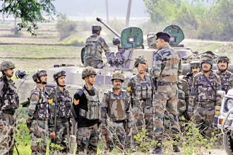 The 7th pay commission in its recommendations had said that the provision of free rations and the grant of ration money allowance to officers of defence forces posted in peace areas should be withdrawn. Photo: Hindustan Times