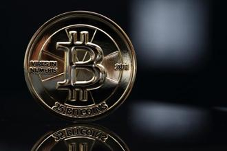 Banking professionals are using their talents toward buying or hawking cryptocurrency. Photo: Bloomberg