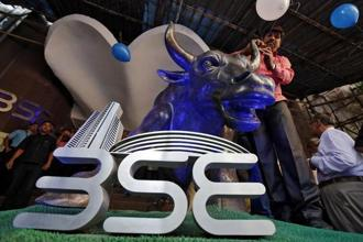 The auction was conducted on BSE's ebidxchange platform from 1530 hours to 1730 hours, after the market hours. Photo: Reuters