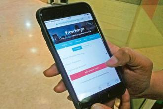 By buying Freecharge, Axis Bank will get a popular digital payments brand as well as access to high-quality fintech. Photo: Mint