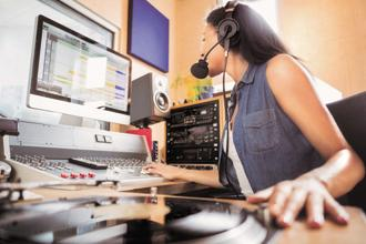 Radio firms cannot give up on FM transmission after investing so much in it—by paying huge licence fees to the government and investing in setting up the facilities.  Photo:iStockphoto