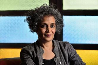 Arundhati Roy, who won the prize in 1997 for 'The God of Small Things', is in the running again with her second novel 'The Ministry of Utmost Happiness'.