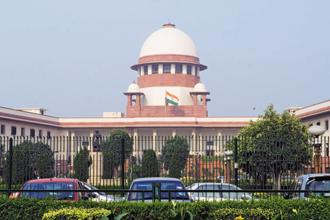 The Supreme Court had asked the attorney general the difference between the right to privacy being considered a common law right and a fundamental right. Photo: Mint