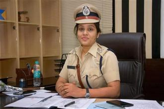 The Karnataka government had shunted out D. Roopa on 17 July. File photo: PTI