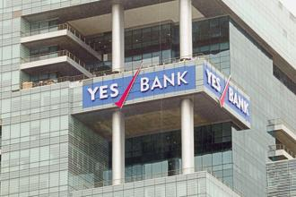 Bad loans at Yes Bank are down to less than 1% of the total, the lender announced Wednesday. Photo: Mint
