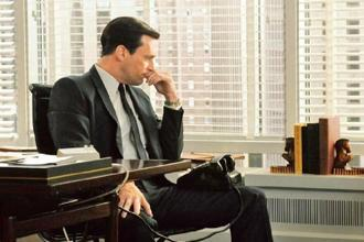 In an interactive 'Mad Men', what would we make Don Draper do?