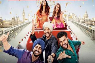 Anees Bazmee's comedy 'Mubarakan' starring Anil Kapoor, Arjun Kapoor, Ileana D'Cruz and Athiya Shetty delivers enough laughs and family entertainment at the core, says Firstpost.