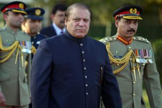 Pakistan prime minister Nawaz Sharif was removed from the post over corruption allegations in the Panama Papers scandal. Photo: AFP