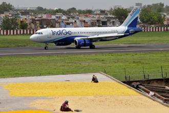 IndiGo attributed the good set of numbers to overall improvement in all key operational metrics, including overhead cost, which declined by 2.5%. Photo: Reuters