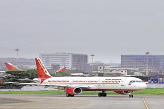 Anil Desai of Shiv Sena urged the govt to reconsider the decision of divestment in Air India as it is a national carrier and is held in high esteem by people of India. Photo: Mint