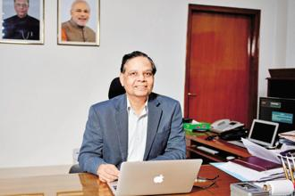 Over the years, Arvind Panagariya has served as the chief economist of the Asian Development Bank, written over 10 books and built a stellar reputation in his field of work. Photo: Pradeep Gaur/Mint