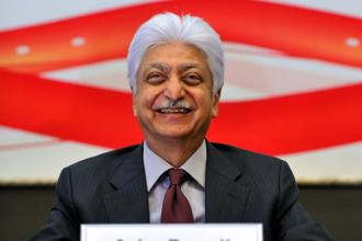 Over the past decade, Premji, has been helping improve the quality of education in primary schools across the country through Azim Premji Trust. Photo: AFP
