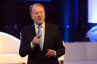 John Chambers, executive chairman of Cisco and chairman of the newly formed US-India Strategic Partnership Forum. Photo: Ramesh Pathania/Mint