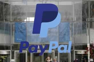 The labs would also be integrated with the on-going initiatives including PayPal Incubator launched in 2013, with the objective of developing next generation financial technology start-ups. Photo: AP