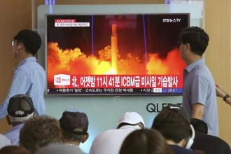 Attitudes in Japan, South Korea and China toward the threat from North Korea likely reflect a calmness partly born of living with the legacy of the Cold War and ever present risk of natural disasters. Photo: AP