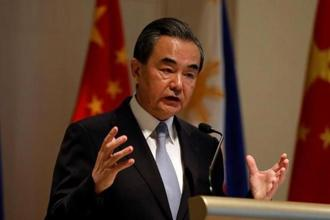 Chinese foreign minister Wang Yi. File photo: Reuters