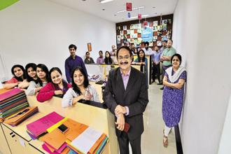 Twenty-seven percent of our workforce is female, says Centrum Learning CEO Sanjay Bahl. Photo: Priyanka Parashar/Mint