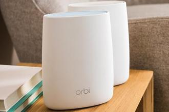 The Orbi certainly has its advantages—it is easy to set up, the performance is spot on and the coverage area is quite huge.