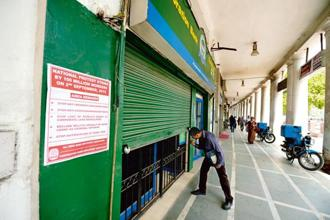 The All India Bank Employees Association has called for a nation-wide strike on 22 August to press for various demands, its general secretary C.H. Venkatachalam said. Photo: PTI