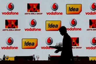 In March, Vodafone India and Idea Cellular announced the merger of their operations to create the country's largest mobile phone operator. Photo: Reuters