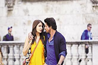 'Jab Harry Met Sejal' (JHMS), a romantic comedy starring Shah Rukh Khan and Anushka Sharma and directed by Imtiaz Ali, earned Rs45.75 crore at the box office in the opening weekend.